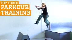These parkour and freerunning training gyms look so much fun and these traceurs have epic skills! Check out three of the best parkour and freerunning athlete...