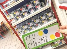Les ateliers autonomes - organisation Cycle 3, Montessori, How To Plan, School, Presentation Cards