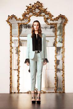 Emilio Pucci Pre-Fall 2013 Fashion Show - Nadja Bender