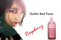 Gothic Red Fever by Okytay.deviantart.com