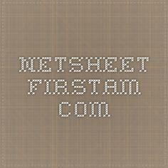 netsheet.firstam.com