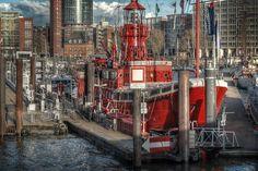 Feuerschiff Überseebrücke