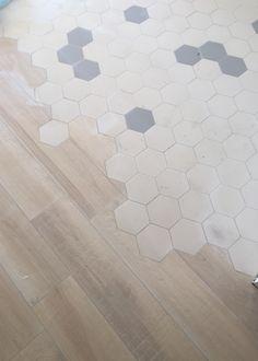 carrelage hexagonal parquet ancien et le sol pinterest parquet ancien carrelage. Black Bedroom Furniture Sets. Home Design Ideas