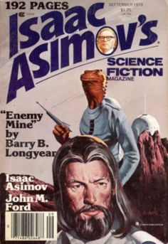 Isaac Asimov Science Fiction Magazine - September 1979