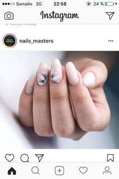 Ideas Wedding Nails Acrylic Brides Simple You are in the right place about wedding nails for bride long Here we offer you the most beautiful pictures about the wedding nails for bride coffin you a Bride Nails, Wedding Nails, Hair And Nails, My Nails, Donia, Nails Only, Luxury Nails, Elegant Nails, Super Nails
