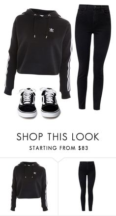 """casual"" by juliadb on Polyvore featuring Topshop and J Brand"