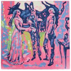 """Håkon Bleken - Norwegian painter : """" La det skje i skjønnhet (HC) """" Hakone, Beautiful Paintings, Artist At Work, Illustration Art, Illustrations, Norway, Images, Fine Art, Contemporary"""