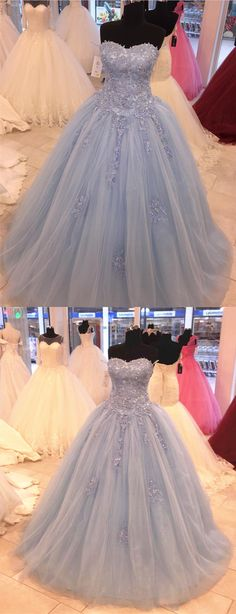 Light blue Quinceanera dress,sweet 16 dresses,ballgowns prom dress,baby blue Quinceanera dresses
