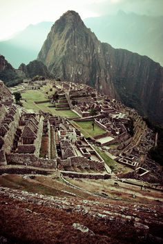 Machu Picchu, dream destination <3