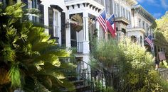 Savannah, GA | The Olde Savannah Inn Bed and Breakfast Hotel. This luxurious bed and breakfast is located in Savannah's historic district just a block away from Forsyth Park. With 5 elegantly decorated rooms with plush accommodations and spectacular attention to detail.