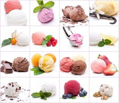 Find Many Different Scoops Ice Cream stock images in HD and millions of other royalty-free stock photos, illustrations and vectors in the Shutterstock collection. Ice Cream Parlor, Ice Cream Scoop, Helado Natural, Baileys Recipes, Chocolate Ice Cream, Raspberry, Food And Drink, Fruit, Ethnic Recipes