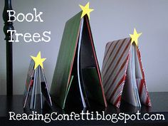 Book Trees & The Mitten ~ Reading Confetti
