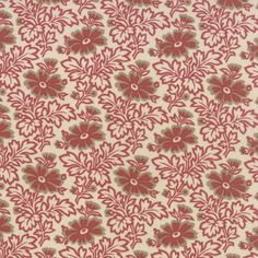 Le Marais - Monmartre in Pearl by French General for Moda Fabrics
