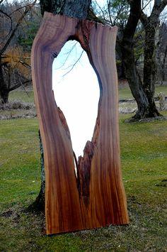 Throught the Tree Mirror