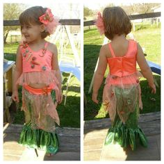 Hey, I found this really awesome Etsy listing at http://www.etsy.com/listing/130363115/mermaid-outfit-costume-pageant-ooc-3t