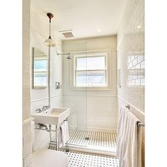 Small Bathroom Design Ideas, by Bosworth Hoedemaker