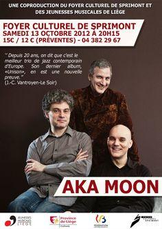 Aka Moon & Jeunesses Musicales de Liège