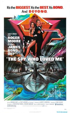 One of my favorite old James Bond movies...must have seen it 20 times!