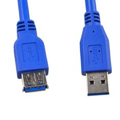 USB 3.0 SuperSpeed Extension Cable (180cm-Long)