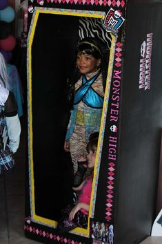 Monster High Birthday Party Ideas   Photo 1 of 85   Catch My Party