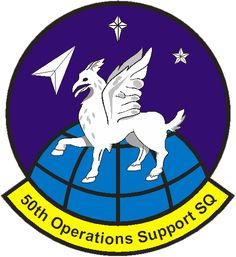 50th Operations Support Squadron. The squadron mission is to manage and conduct training programs ensuring mission qualification and combat readiness of group personnel and personnel assigned to affiliated Air National Guard and Air Force Reserve units. It implements the wing Weapons and Tactics program, while overseeing space modernization and upgrades. It is also responsible for processing the daily Space Duty Order and maintaining crew force management re