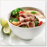Hearty Beef Noodle Soup