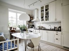 Kitchen. Photography by Jonas Berg for Stadshem