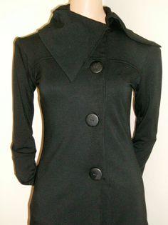 Pea coat Sweatshirt and tee shirt by jennipink on Etsy, $100.00