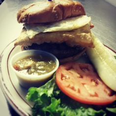 What? A chili relleno burger? Yes please!