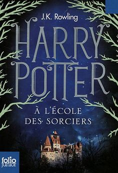 Currently Reading: Harry Potter in French! J'adore!