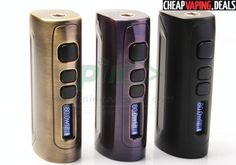 Pioneer4You IPV D4 80W Box Mod $32.60