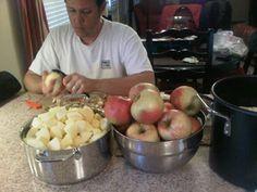 Bella Lately: Brandied Apple Butter