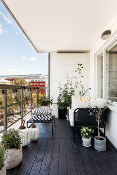 Overdekt balkon | In...
