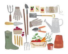 Quels outils pour jardiner sans un radis en poche ?