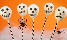 Cake pops di Halloween: l'invasione dei teschi! | I dolcetti di Paola