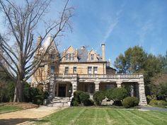 Salisbury, NC The Wallace house, or mini castle as I like to call it!