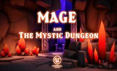 Hack para Mage and The Mystic Dungeon