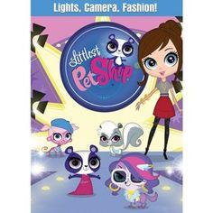 Littlest Pet Shop: Lights, Camera, Fashion! (Anamorphic Widescreen)