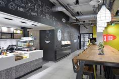 Maggi Kochstudio by Seel Bobsin Partner, Frankfurt – Germany » Retail Design Blog