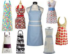 Cooking In Style: Our Favourite Aprons | Most Wanted from VoucherCodes.co.uk
