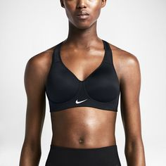 5ccad89d0455c Nike Pro Rival Bra Brand new with tags womens Nike Rival Bra size these are  dri fit High Support also padded spandex. Make an offer😉 Nike Intimates ...