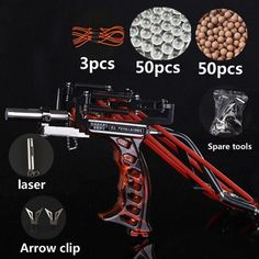 New high quality hunting fishing laser slingshot bow and arrow rest bow shooter bolt shooting fish set 2019 Pocket Slingshot, Slingshot Fishing, Arrow Slingshot, Green Arrow Bow, Sling Bow, Arrow Rest, Camouflage Colors, Fishing Tools, Fishing Tricks