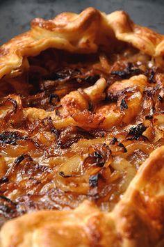 hayley's onion tart