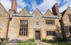 Baillie Scott Arts & Crafts House - The Cotswolds - farmhouse - Exterior - South West - Gabriel Holland Interior Design