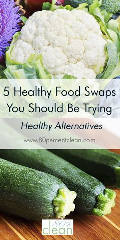 Don't want to give up your favorite junk foods, but also don't want the huge calorie and carb overload that come with them? Try out some of these healthy food swaps to keep your diet in check.