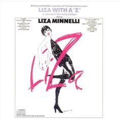 Liza with a Z (LP)