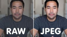 Shooting RAW vs JPEG is a question that every photographer faces at some point. This article will provide you a practical visual guide as to the exact differences between RAW and JPEG file formats, while leaving out all the technical mumbo-jumbo. Photography Basics, Photography Lessons, Photoshop Photography, Photography Editing, Photography Tutorials, Photography Business, Photography Photos, Digital Photography, Amazing Photography