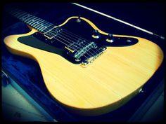 Creamery Custom Handmade Offset Jazzmaster Shape Guitar with 2 x Baby '71 Wide Range Humbuckers