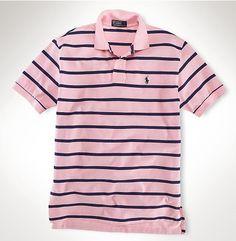 Men\u0026#39;s Ralph Lauren Polo Classic-Fit Striped Shirt,#polo shirts,#polo