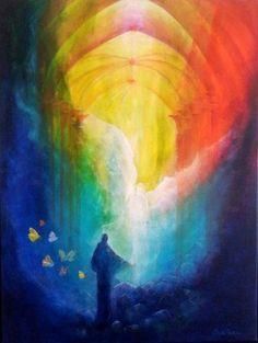 angel, die kleuren, prachtig!